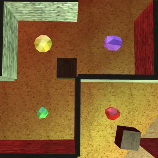 Overview | Dashboard | Gem Labyrinth | PlayCanvas | 3D HTML5 & WebGL