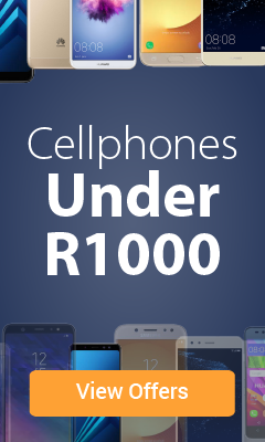 Cellphones Under R1000