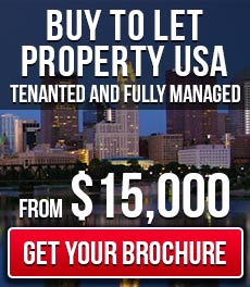Below market value property investment in USA