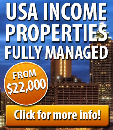 USA Income Properties Fully Managed From $22,000