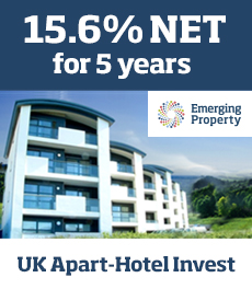 UK Luxury Apart-Hotel Investment