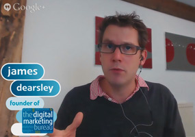 Interview with technology for property expert James Dearsley