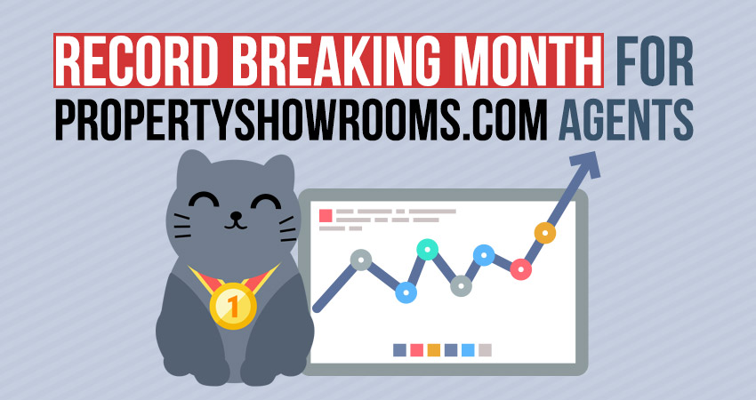 Record-Breaking Month for Propertyshowrooms.com Agents