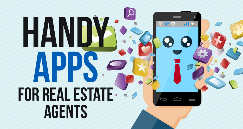Handy Apps for Real Estate Agents
