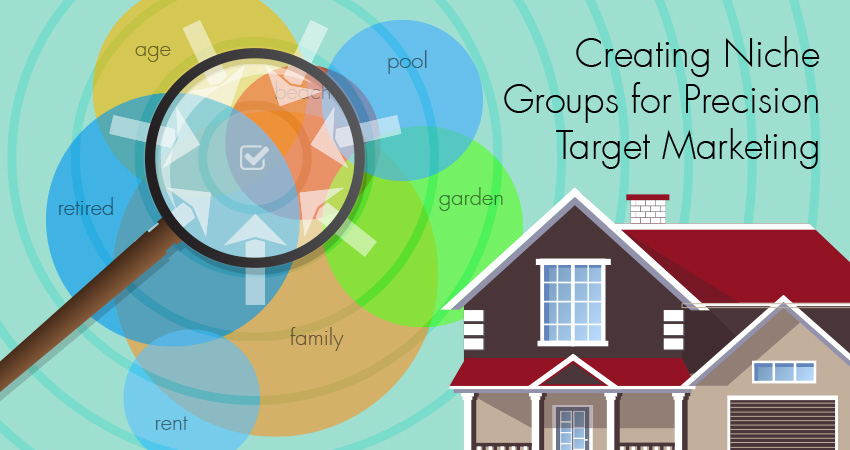 Creating Niche Groups for Precision Target Marketing