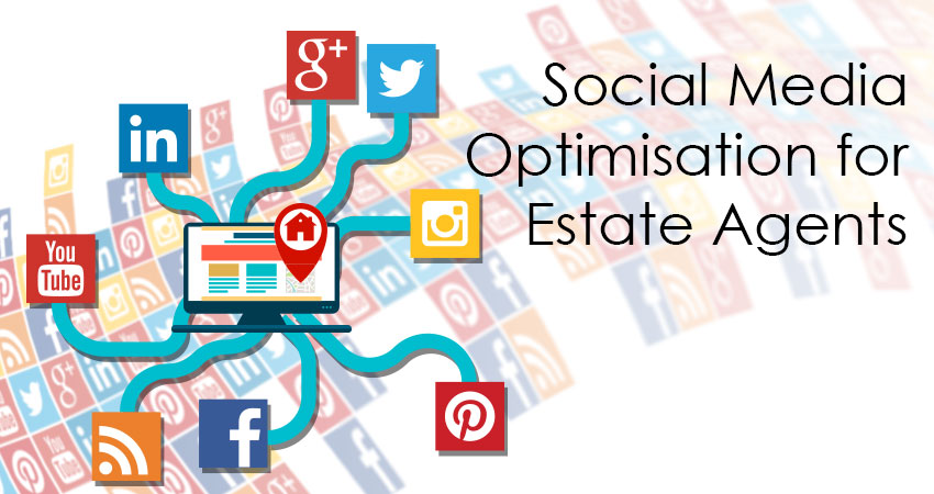 Social Media Optimisation for Estate Agents