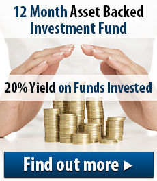 Asset Backed Investment 20% Yield