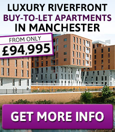 Luxury Riverfront buy-to-let apartments