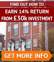 GET 14% RETURN FROM £30K INVESTMENT