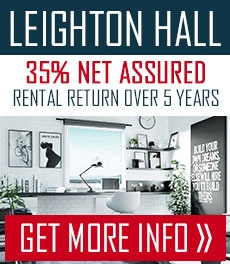 Desirable en suite rooms and studios from £41,640