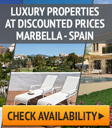 Luxury golf & beach apartments and villas - Marbella - Spain