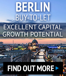 New Buy-to-Let Apartments in Berlin
