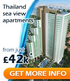 EXCLUSIVE SEPTEMBER PROMOTION - Panoramic sea view apartments in Pattaya