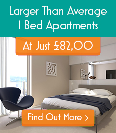 Double Occupancy Apartments from 82,000 GBP