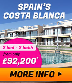 Incredible opportunity to own a hidden gem of the Costa Blanca