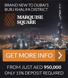 The latest Dubai project from Select Property, Marquise Square