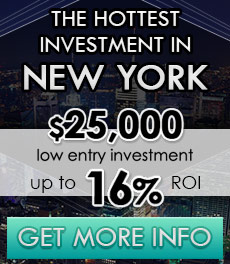 Up to 16% ROI p.a. from day 1 paid monthly