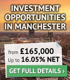 LUXURY 1, 2 & 3 BED APARTMENTS IN MANCHESTER