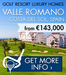 Luxury Golf Resort Homes on the Costa del Sol