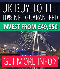 UK Buy-to-let with 10% Assured NET