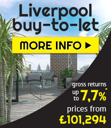 Residential buy-to-let Liverpool