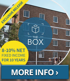 8-10% NET Fixed Income for 10 Years Available from £39,950