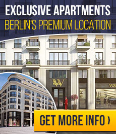 Exclusive Apartments in Berlin