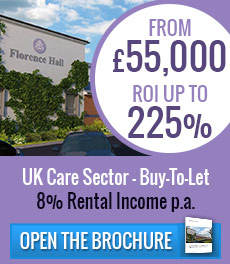 Up to 225% ROI from only £55k
