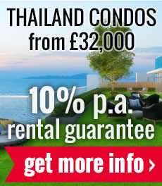 10% Annual Rental Guarantee for 3 Years from £32k