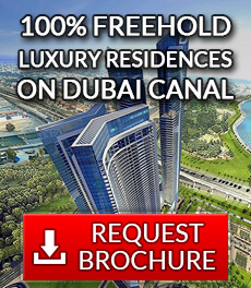 100% Freehold, luxury residences on Dubai Canal