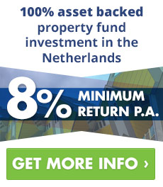 100% asset backed residential property fund investment