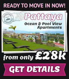 Ocean and pool view apartments from only 28k GBP