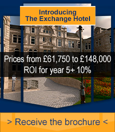 Introducing The Exchange Hotel - ROI for year 5+	10%