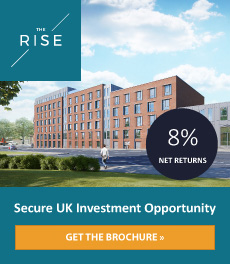 Secure UK Investment Opportunity - 8% NET RETURNS
