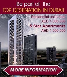 Be part of the top destination in Dubai!