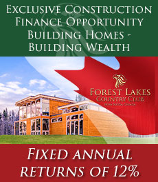 Exclusive Construction Finance Opportunity