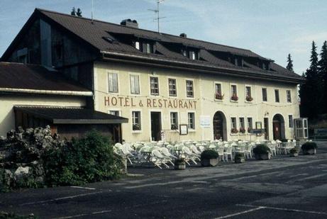 Hotel Restaurant Marchairuz