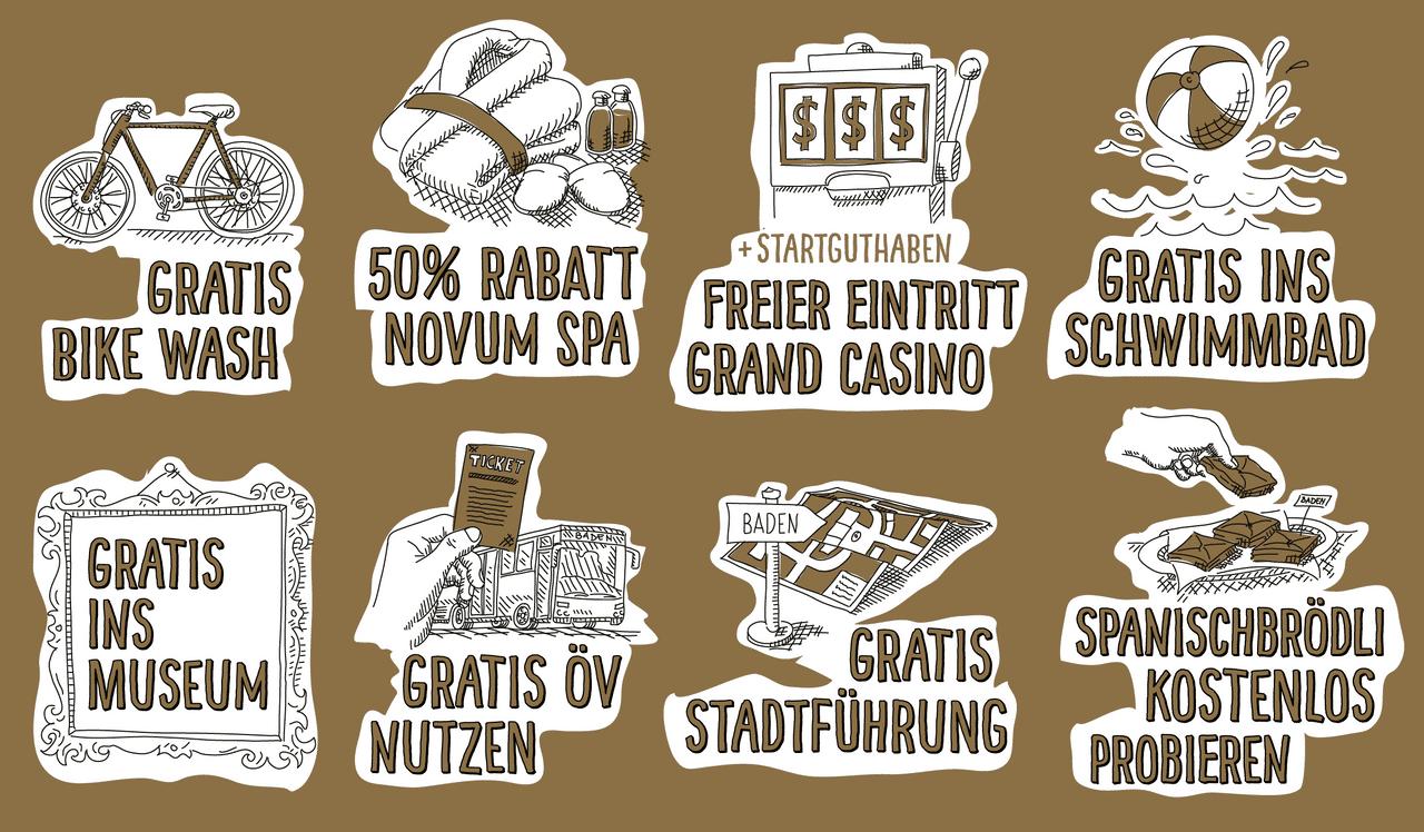 Cityticket Vorteile Baden