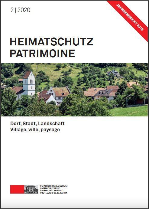 Heimatschutz Jahresbericht 2019