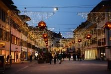 Altstadt im Advent