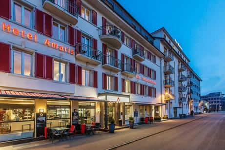 Hotel Amaris - Aussenansicht