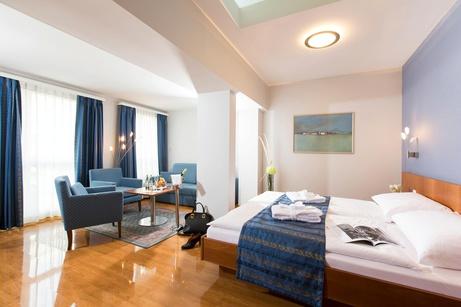 Hotel Amaris - blaue Suite