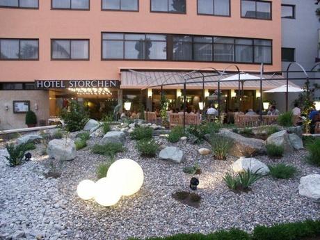 Aussenansicht Hotel Storchen