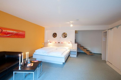 Juniorsuite im Landhotel Hirschen in Erlinsbach