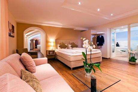 SPA Suite im Hotel Amaris in Olten