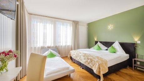 Zimmer Hotel Oltnerhof
