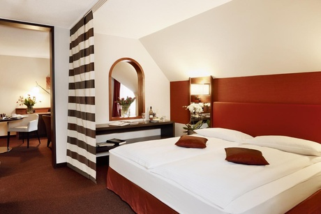 Zimmer im Hotel Mövenpick in Egerkingen