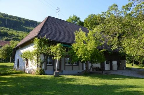 Pfadiheim Wangen