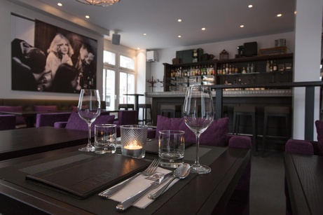Café/Bar Gryffe - Innen