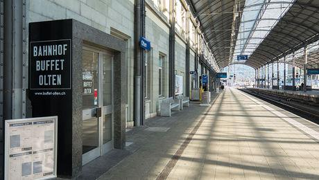Restaurant Bahnhof Buffet Olten